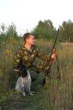 Hunting. Stock Image