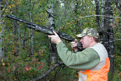 hunting Royalty Free Stock Photo