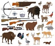 Free Hunting Ammo, Hunter Trophy Animals Royalty Free Stock Photography - 139105797