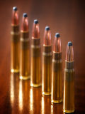 Hunting Ammunition Stock Image