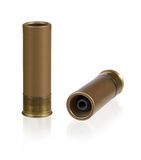 Hunting bullets isolated Royalty Free Stock Photos