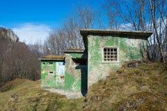 Hunting cabin Stock Image
