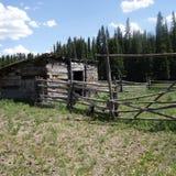 Hunting Camp Royalty Free Stock Photo