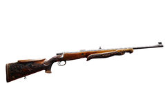 Hunting carbine rifle Stock Photography
