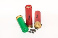 Hunting cartridge Stock Photos