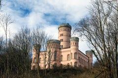 The hunting castle Granitz, Rügen, Germany Royalty Free Stock Photo