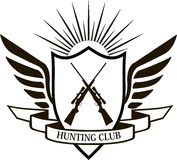 HUNTING CLUB Royalty Free Stock Photography