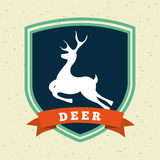 Hunting design Royalty Free Stock Photography