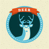 Hunting design Stock Photography