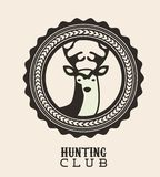 Hunting design Stock Photo