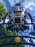 Hunting entrance Royalty Free Stock Photos