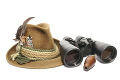Hunting equipment Stock Images