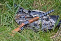 Hunting gun 2 Stock Photography