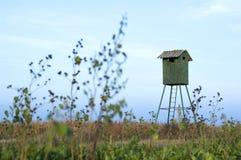 Hunting hut Stock Photography