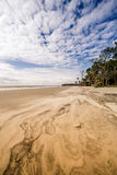 Hunting Island Beach Royalty Free Stock Photography