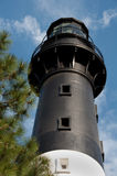 Hunting Island Light in Beaufort, South Carolina Stock Photos