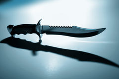 Hunting knife Royalty Free Stock Photos
