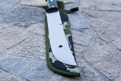 Hunting  Knife Stock Photography