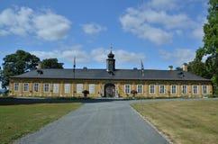 Hunting Kozel castle near Rokycany Stock Photos
