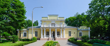 Hunting Lodge, Gomel, Belarus Stock Photos