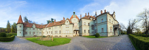 Hunting Lodge (palace) of Shenborn Stock Image