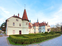 Hunting Lodge (palace) of Shenborn Royalty Free Stock Images