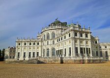 Hunting Palace of Stupinigi Stock Photos