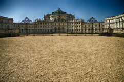 Hunting Residence in Stupinigi, Italy Stock Photography