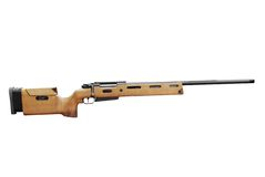 Hunting rifle isolated Stock Photos