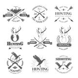 HUNTING Royalty Free Stock Photography