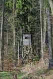 Hunting stand, Germany Stock Images