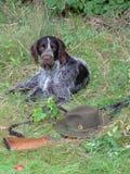Hunting still life Stock Photos