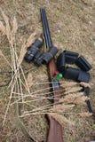 Hunting still life Stock Image