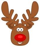 A hunting trophy deer. Illustration Royalty Free Stock Images