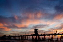 Huntington Beach Photos stock