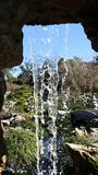 Huntington Beach Botanical Garden Stock Image
