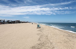 Huntington Beach California Royalty Free Stock Photo