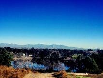 Huntington Beach Central Park Стоковые Изображения RF