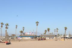 Huntington Beach image libre de droits