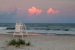 Huntington Beach-Nationalpark, South Carolina, Murrels-Einlass, Myrt stockfotografie