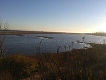 Wetlands. Huntington beach wetlands royalty free stock images