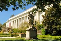 Huntington-Bibliothek u. Garten Stockbild