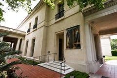 Huntington-Galerie-Eingang lizenzfreie stockbilder