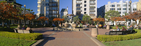 Huntington Park Royalty Free Stock Image