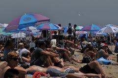 Huntington plaża, Kalifornia Obraz Stock