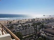 Huntington plaża, Los Angeles zdjęcie royalty free