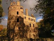 huntly城堡 库存图片