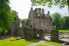 Huntly Castle, Scotland Royalty Free Stock Images