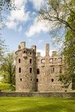 Huntly-Schloss in Schottland Stockfoto