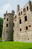 Huntly slott, Skottland Arkivfoto